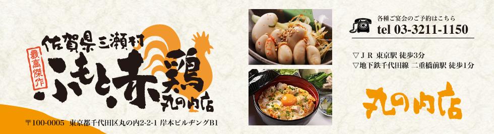 最高傑作 佐賀県三瀬村ふもと赤鶏 丸の内店